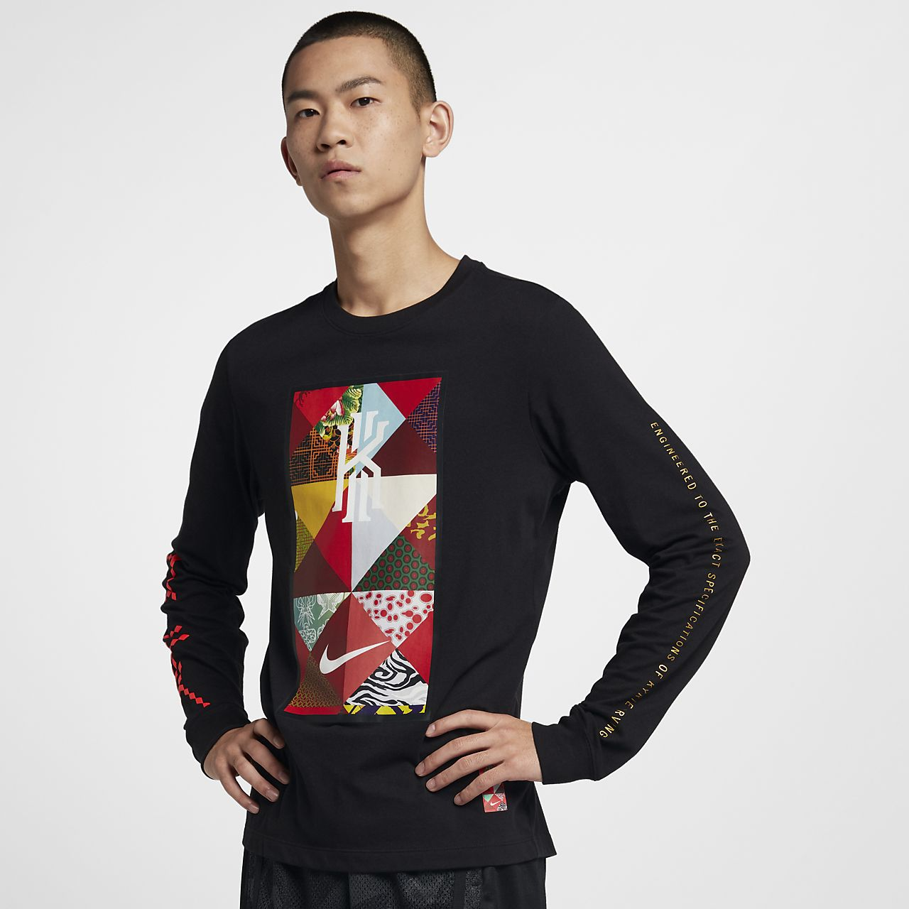 Playera para hombre Nike Dri-FIT Kyrie CNY