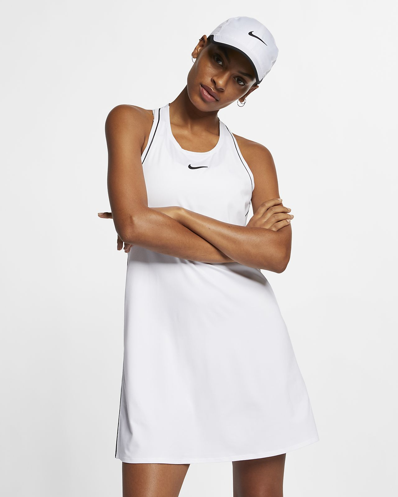 7d1271ff3 Women's Tennis Dress. NikeCourt Dri-FIT. £54.95. Low Resolution ...
