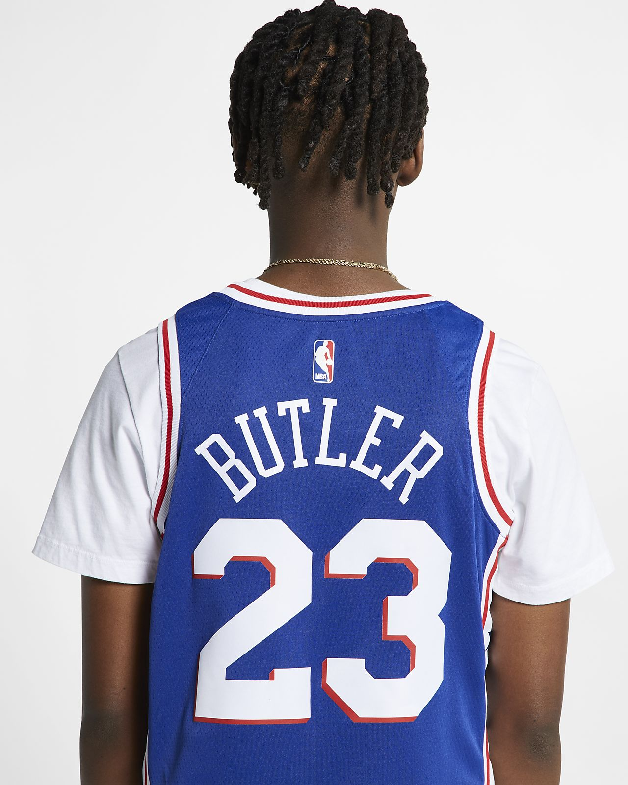 0eade527c91 ... Jimmy Butler Icon Edition Swingman (Philadelphia 76ers) Men s Nike NBA  Connected Jersey