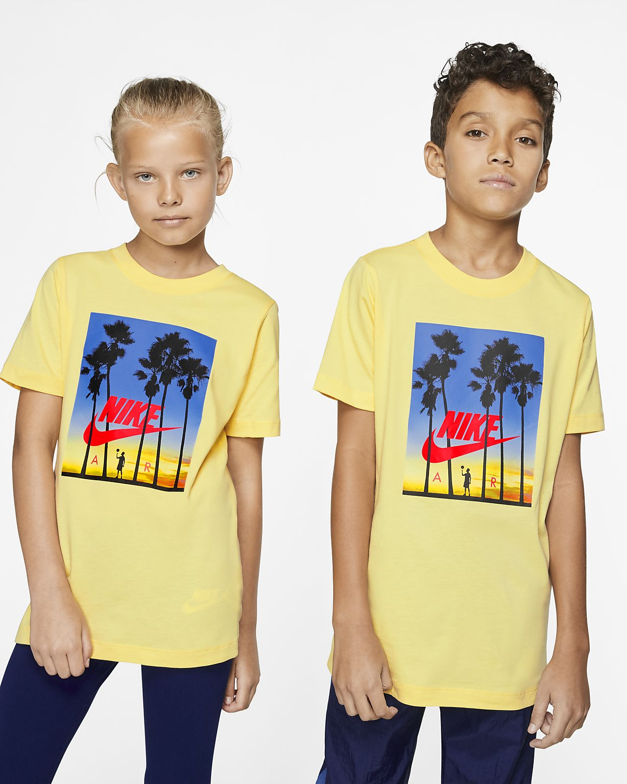 Nike Air Big Kids' T-Shirt