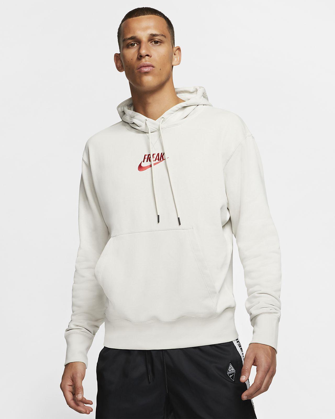 """Giannis """"Freak"""" Men's Basketball Hoodie"""
