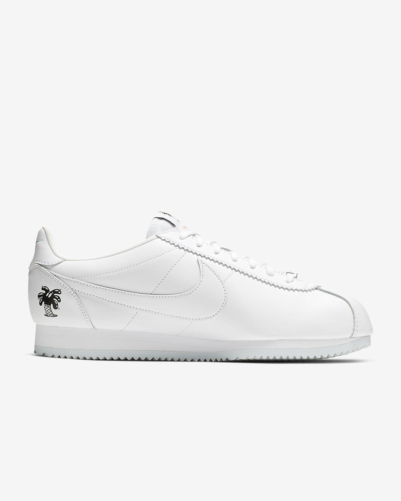 official photos 83319 9b9bd ... Buty męskie Nike Cortez QS FlyLeather wykonane w przynajmniej 50% ze  skórzanych włókien