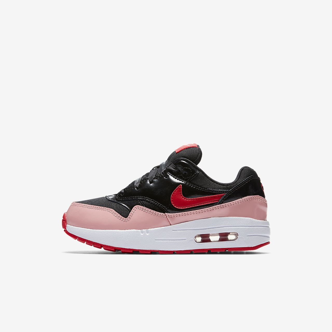air max 1 black and red nz