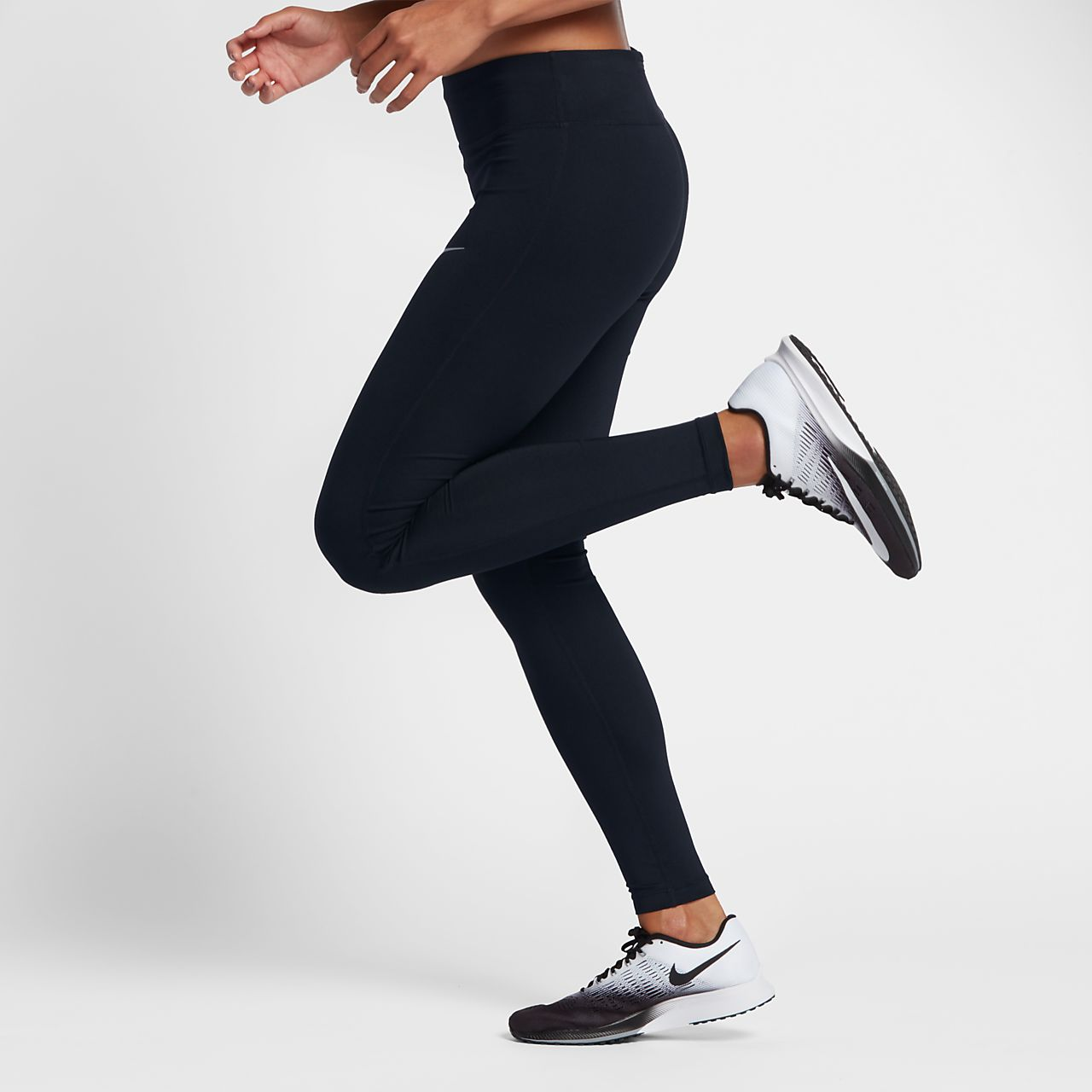 6f881516614 Nike Essential Women s Mid-Rise Running Tights. Nike.com GB