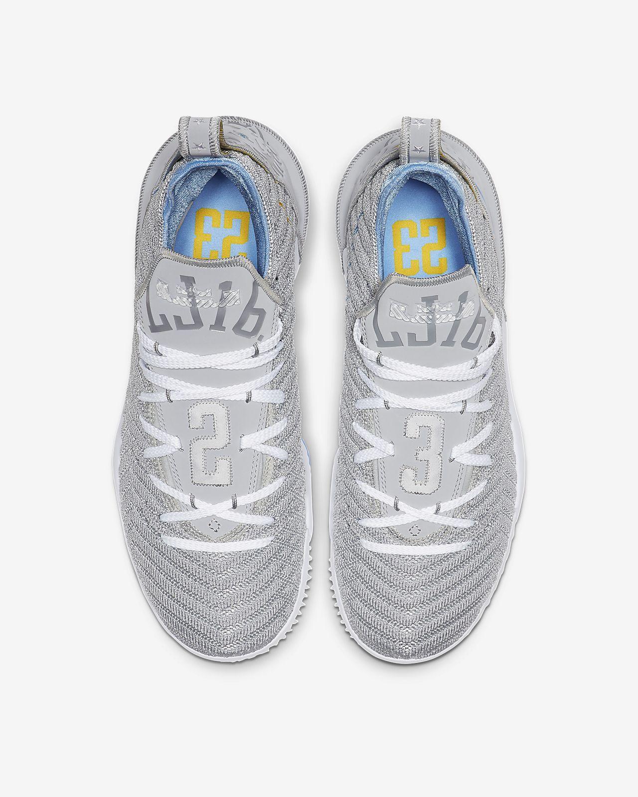 84e68bb32f8 LeBron XVI Men's Basketball Shoe. Nike.com