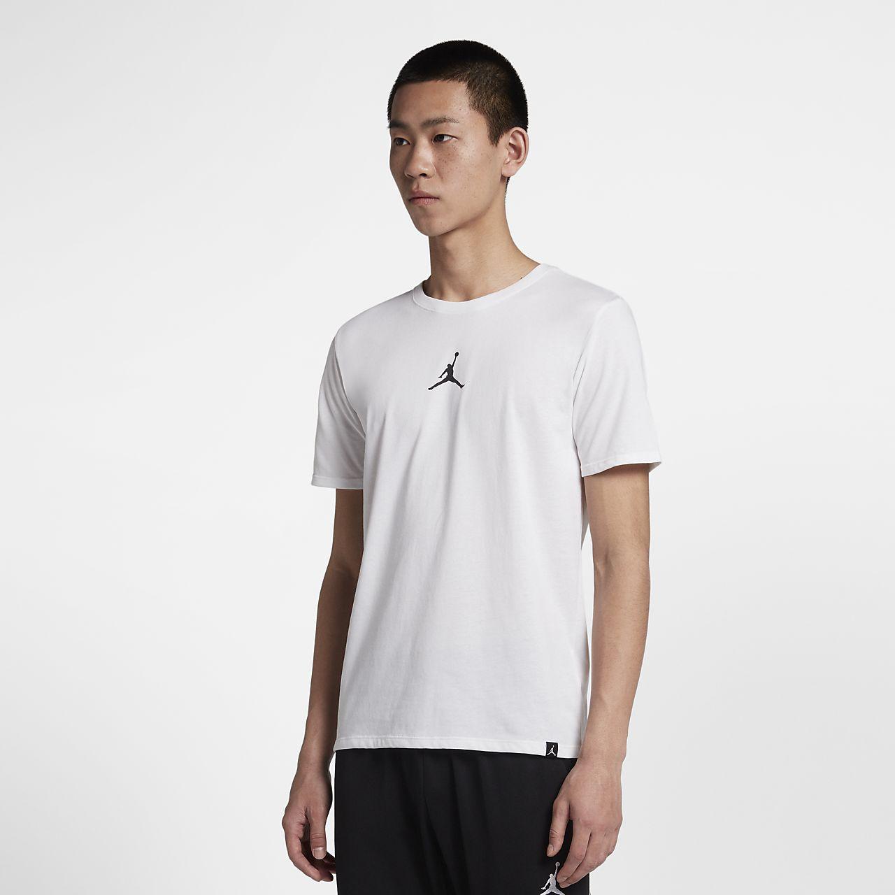 Jordan Iconic 男子训练T恤