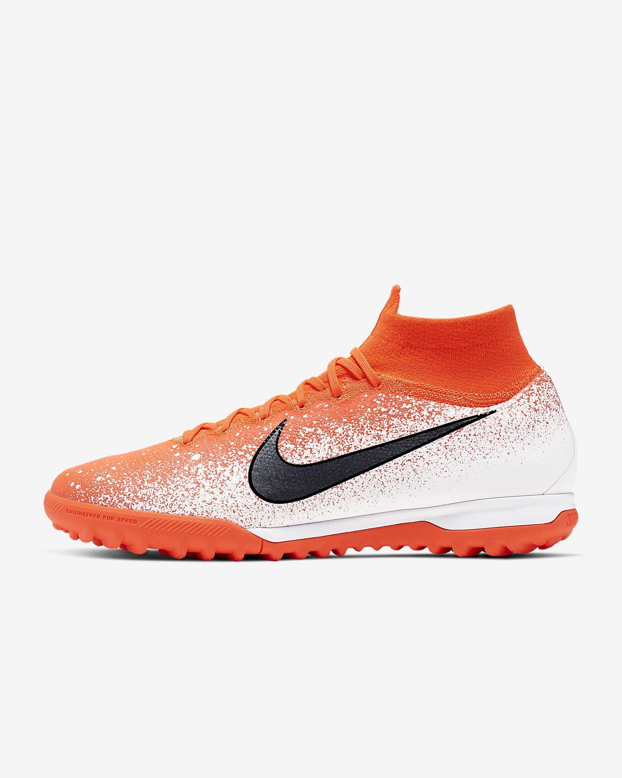Chaussure de football à crampons pour surface synthétique Nike SuperflyX 6 Elite TF