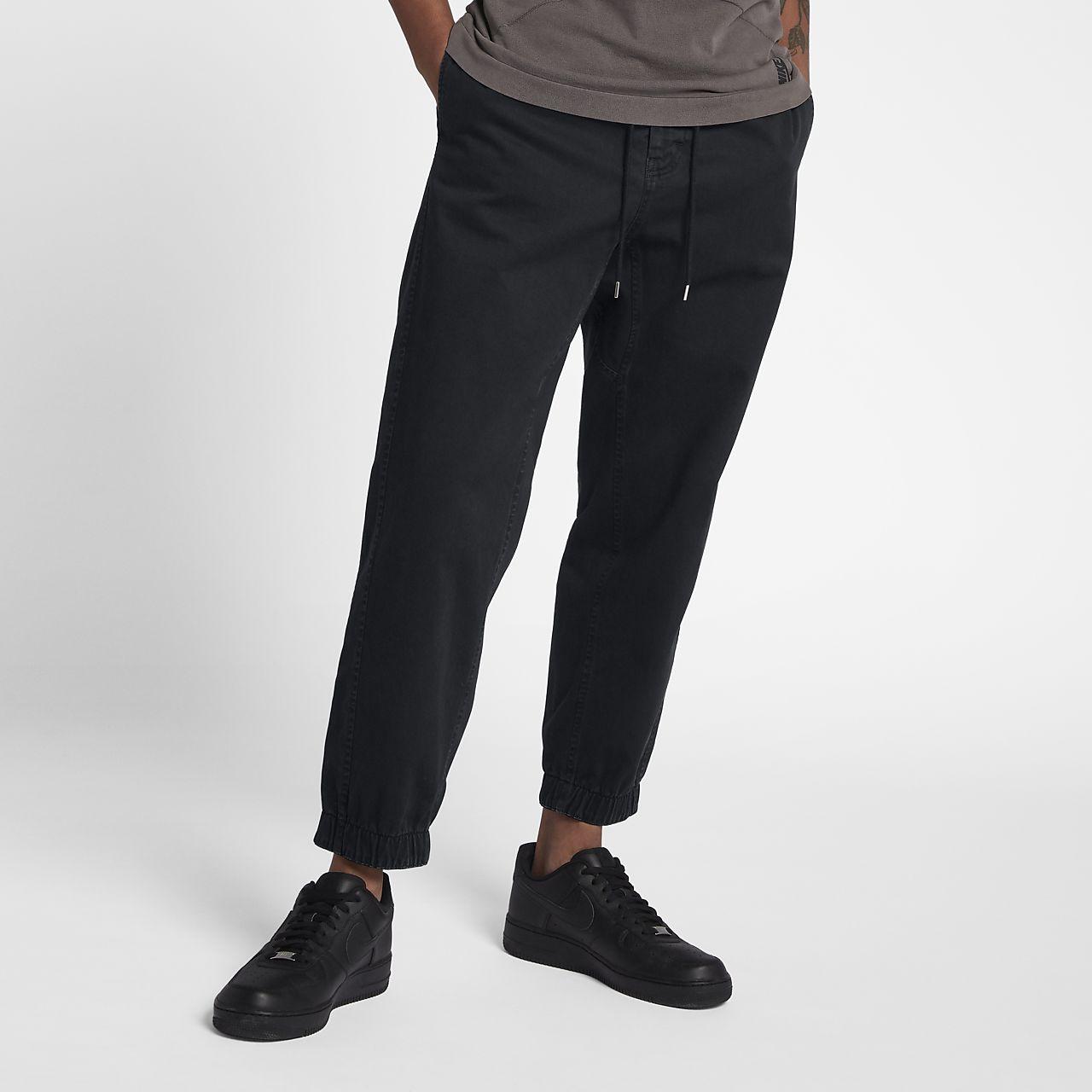 NikeLab Made in Italy szőtt férfinadrág
