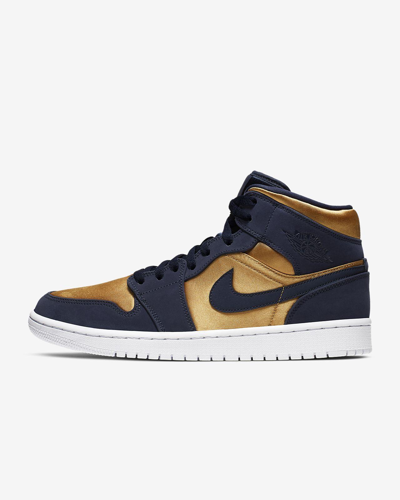 รองเท้าผู้ชาย Air Jordan 1 Mid SE