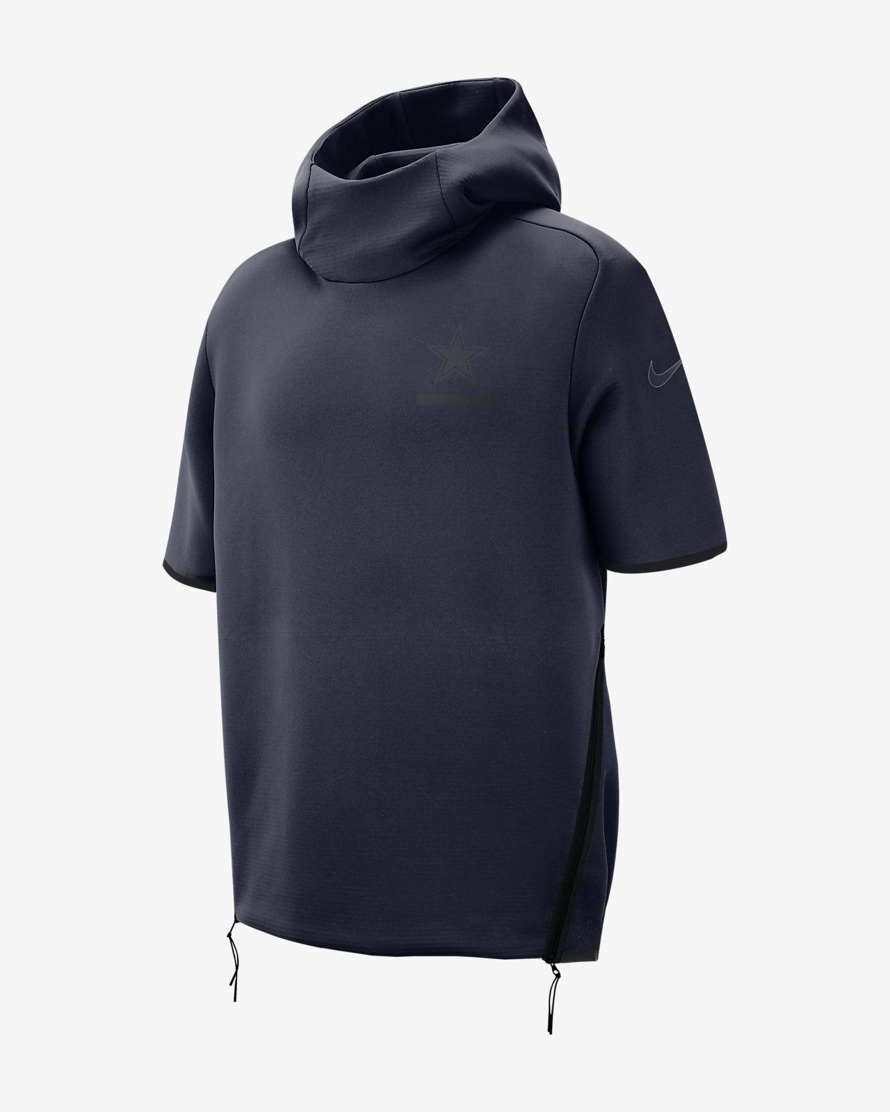 675e843a07 Nike Sideline (NFL Cowboys) Men's Short Sleeve Hoodie. Nike.com