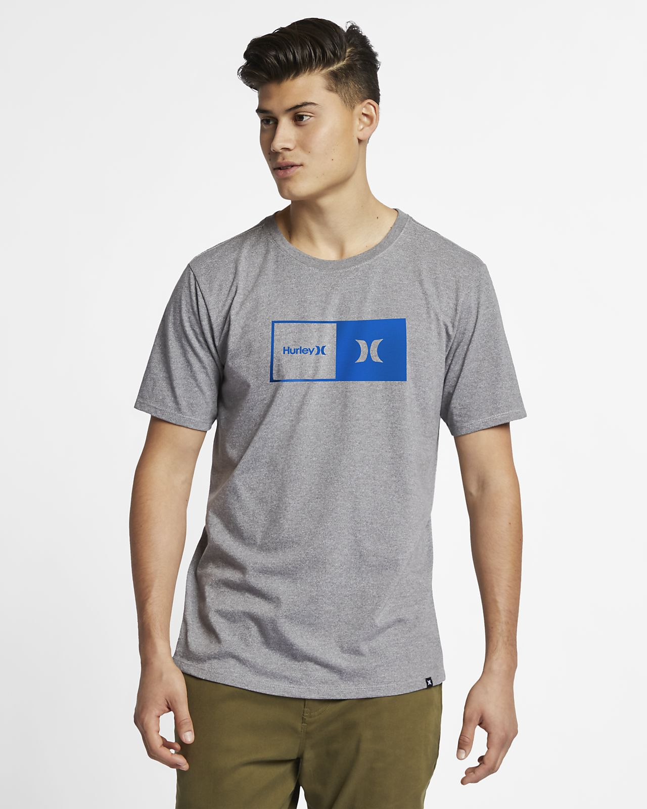 1948eec8377 Hurley Natural Men s T-Shirt. Nike.com GB