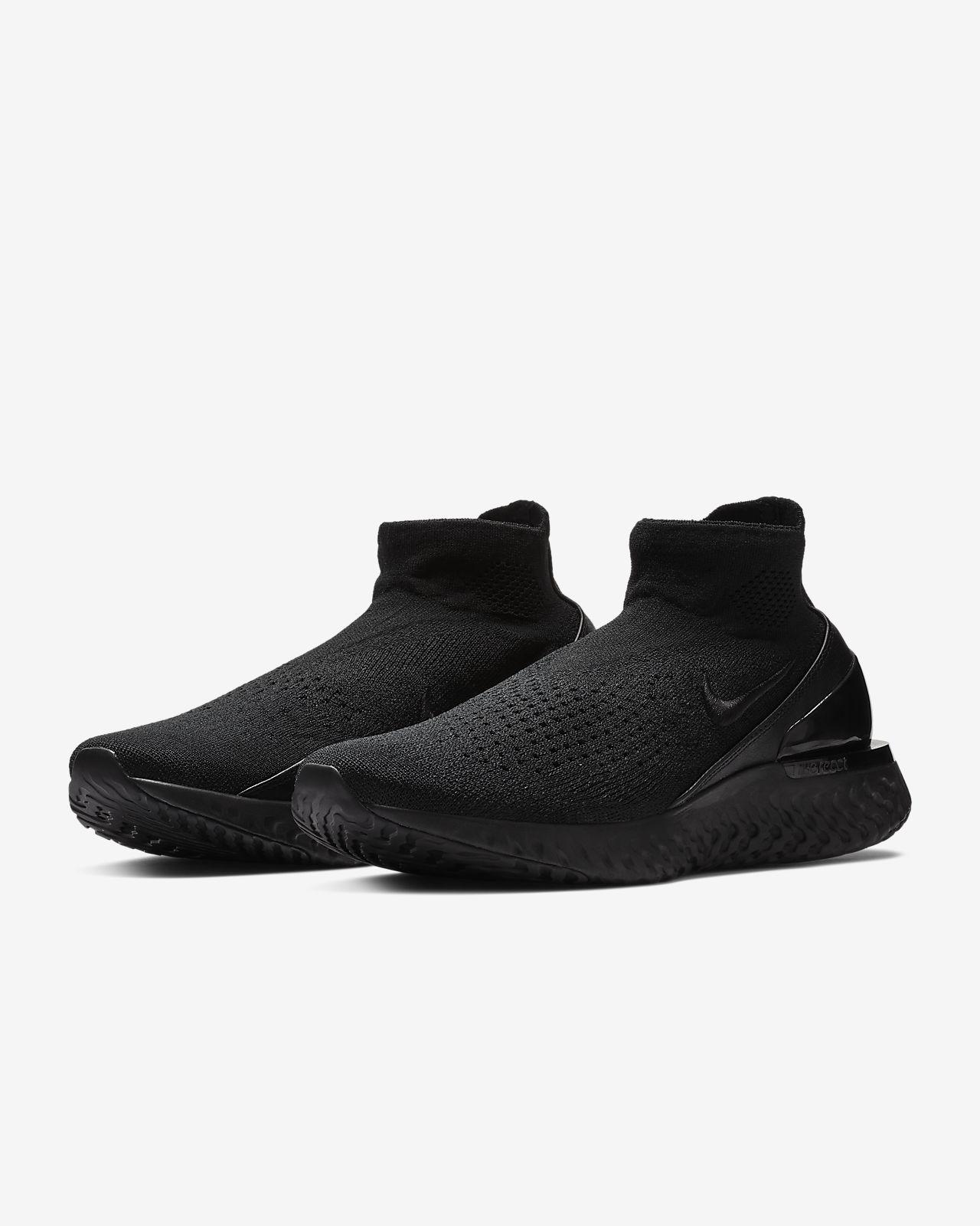 55b414f22f035 Nike Rise React Flyknit Running Shoe. Nike.com IN