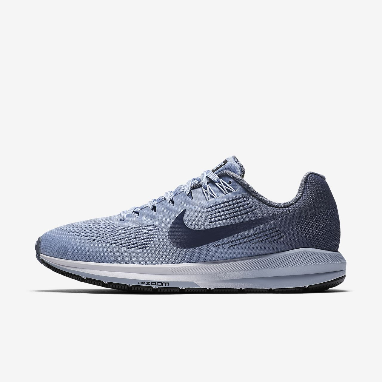 NIKE W Nike Air Zoom Structure 21 904701-400 ARMORY BLUE Size 12