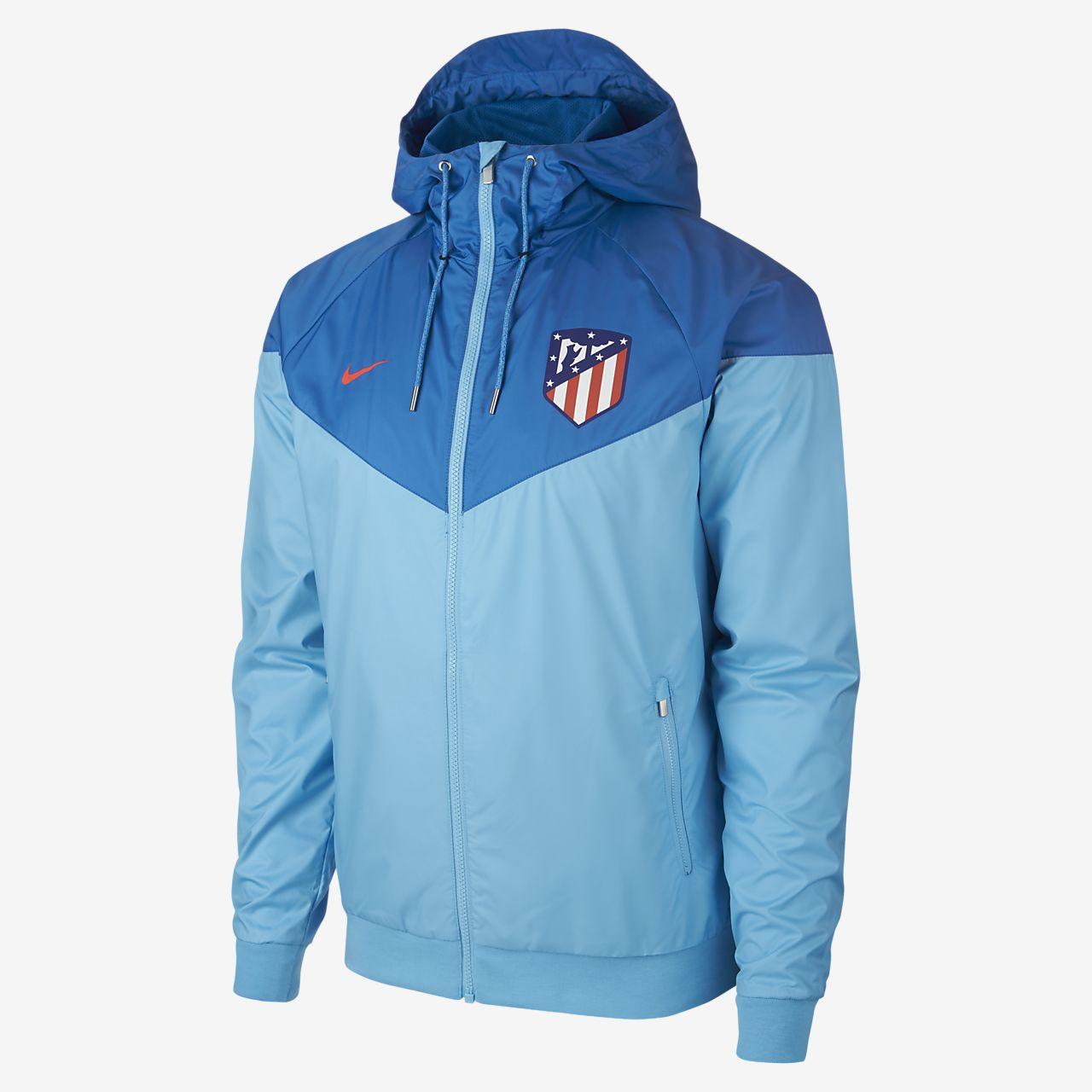e363d304de238 Veste Atletico de Madrid Windrunner pour Homme. Nike.com LU