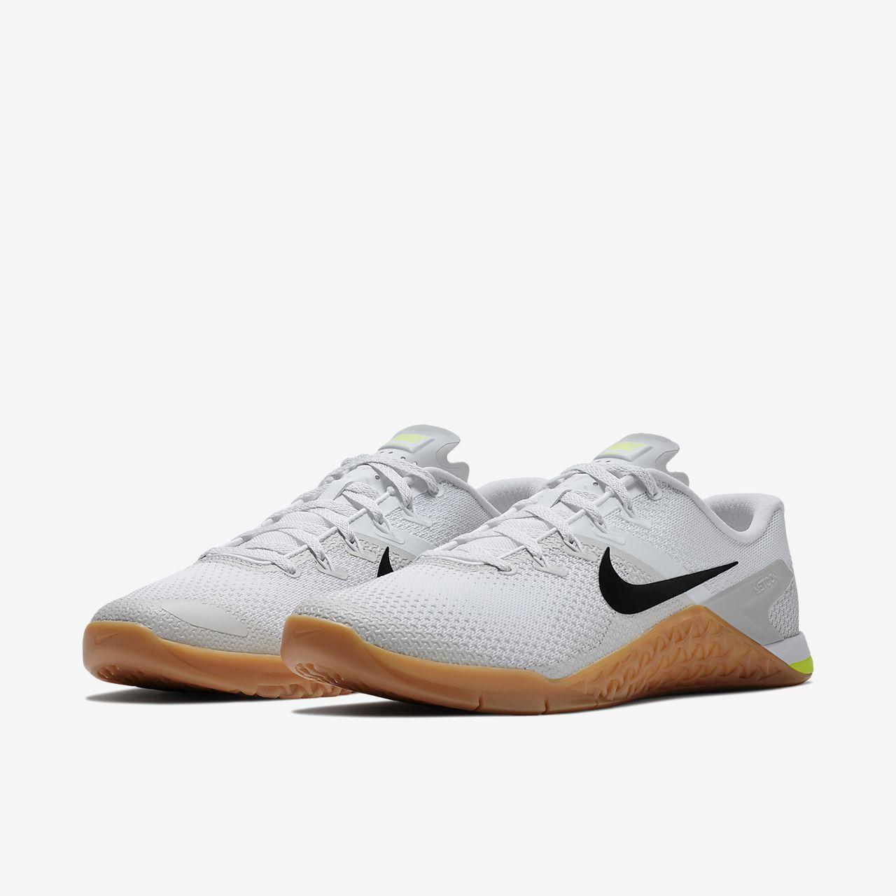 Nike Metcon 4 Cross-Training-& Gewichtheberschuh für Damen - Weiß