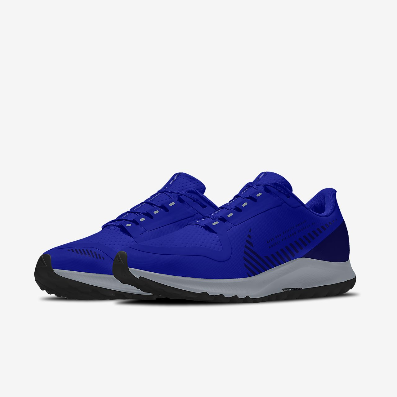 Nike Air Zoom Pegasus 36 Shield By You personalisierbarer Herren Laufschuh