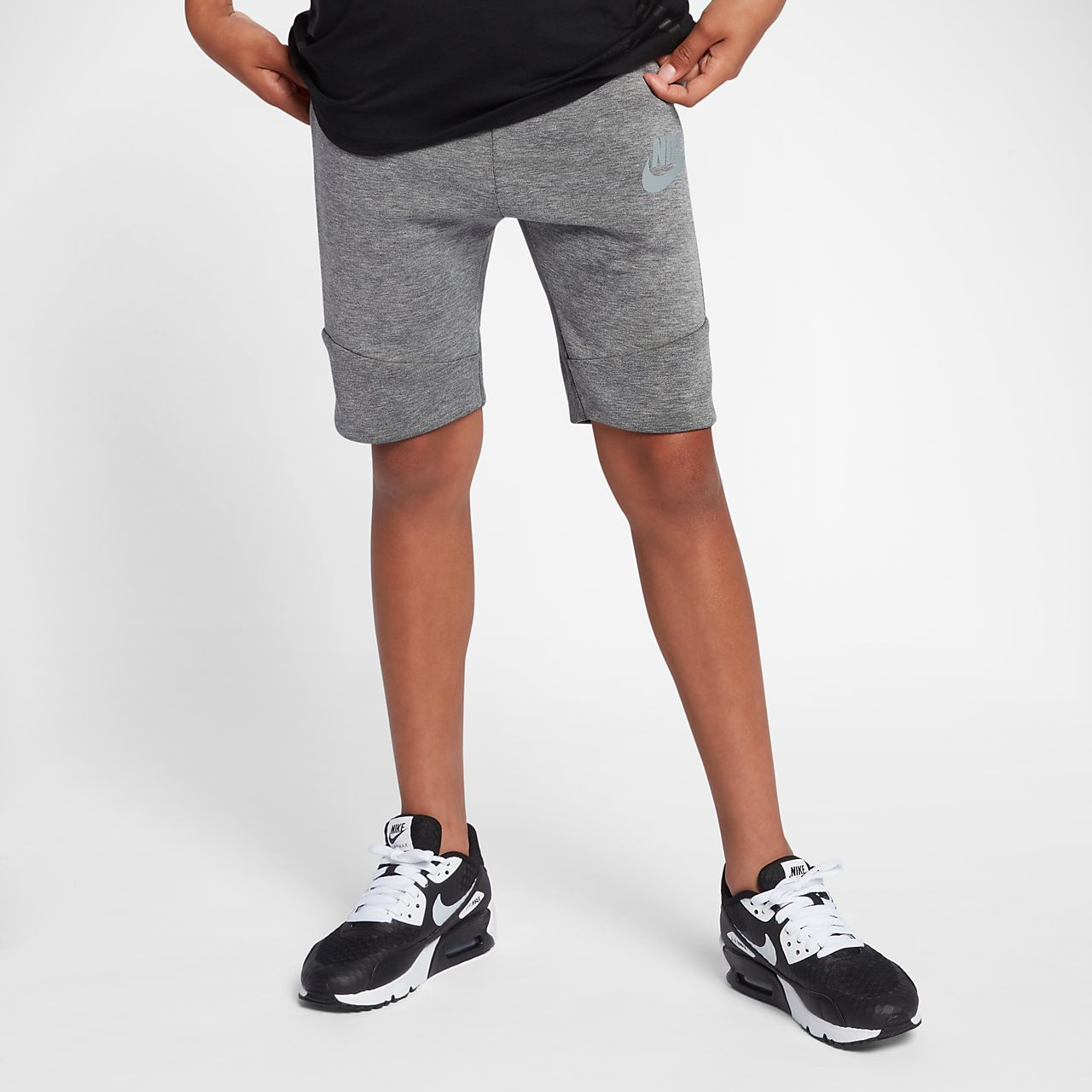 Nike Sportswear Tech Fleece-shorts til store børn
