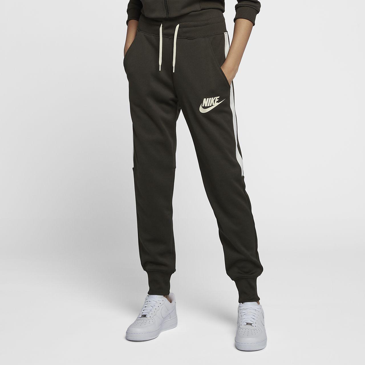 Nike Grey Joggers Womens
