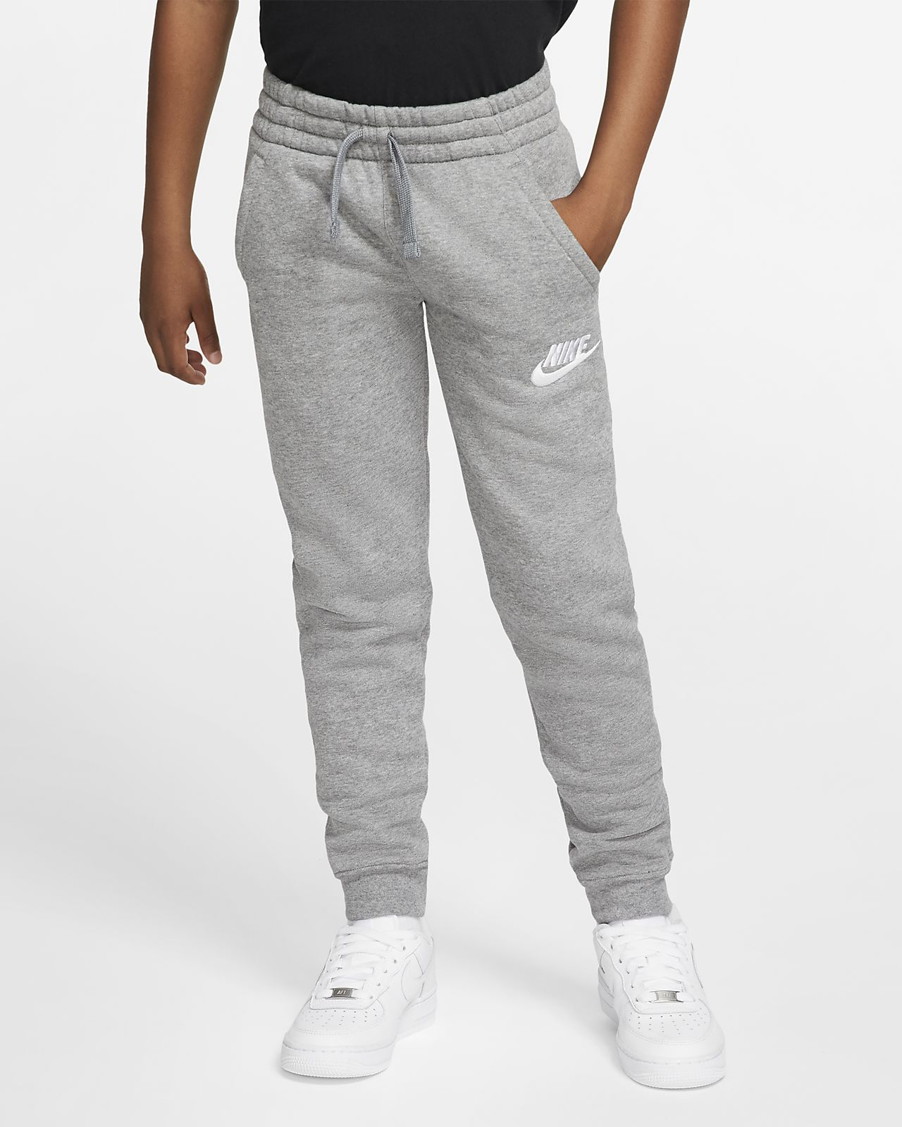 Nike Sportswear Club Fleece Older Kids\u0027 Trousers