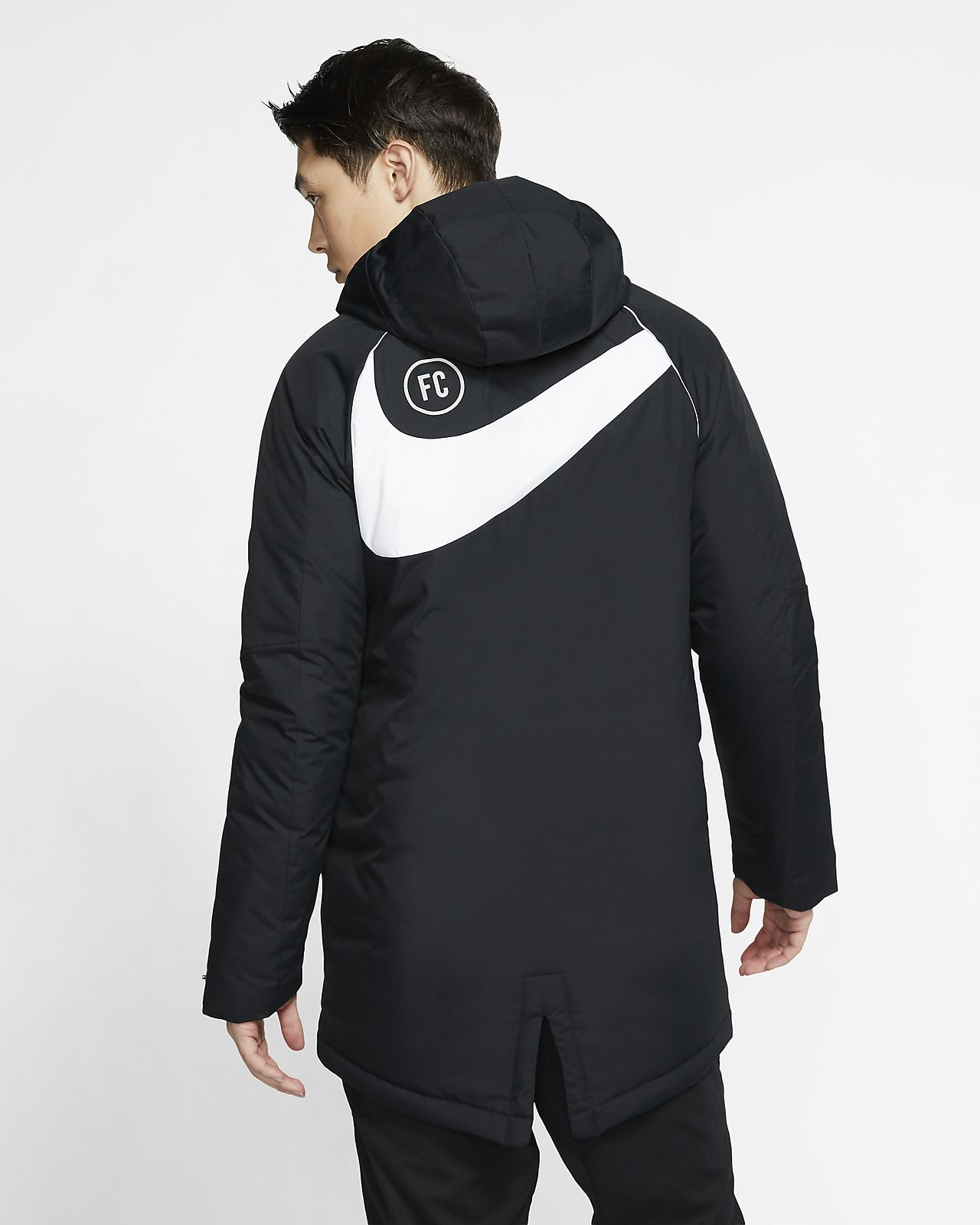 Casaco Nike F.C. Sideline para homem