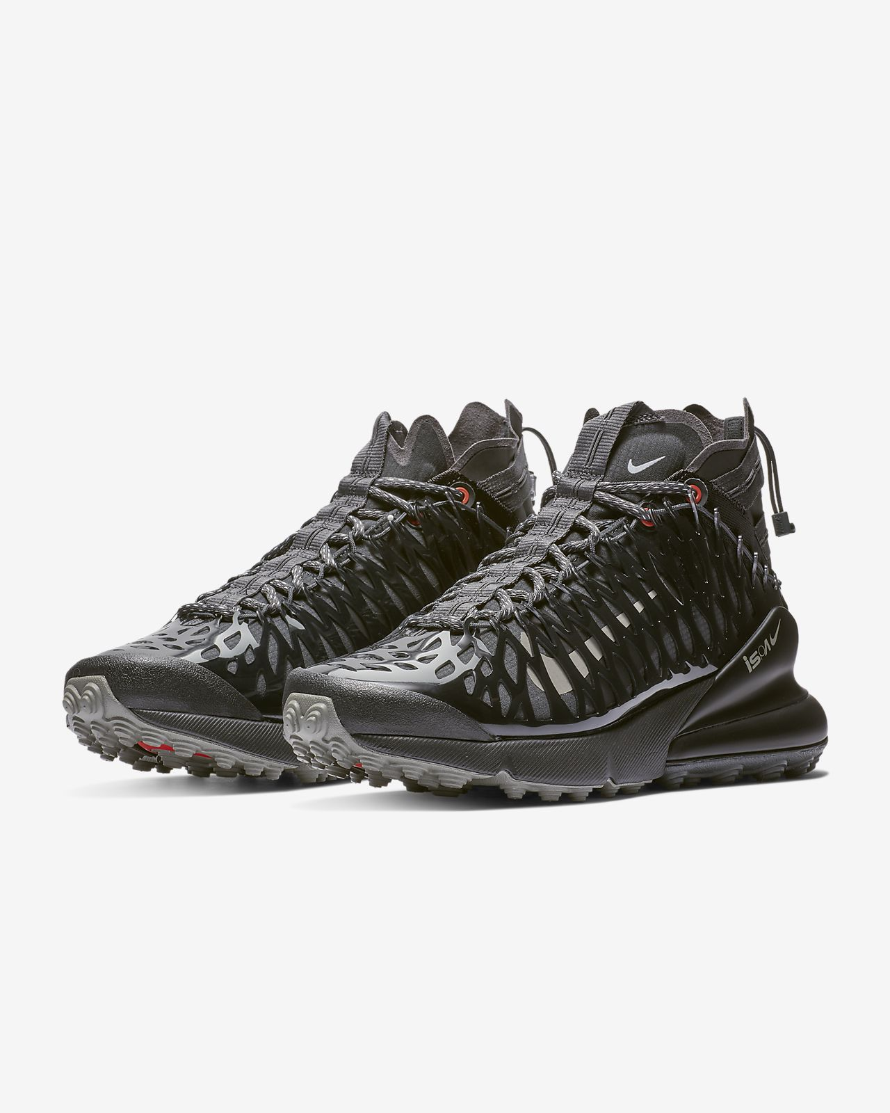 lowest price dc023 4eb68 Nike ISPA Air Max 270 Men's Shoe