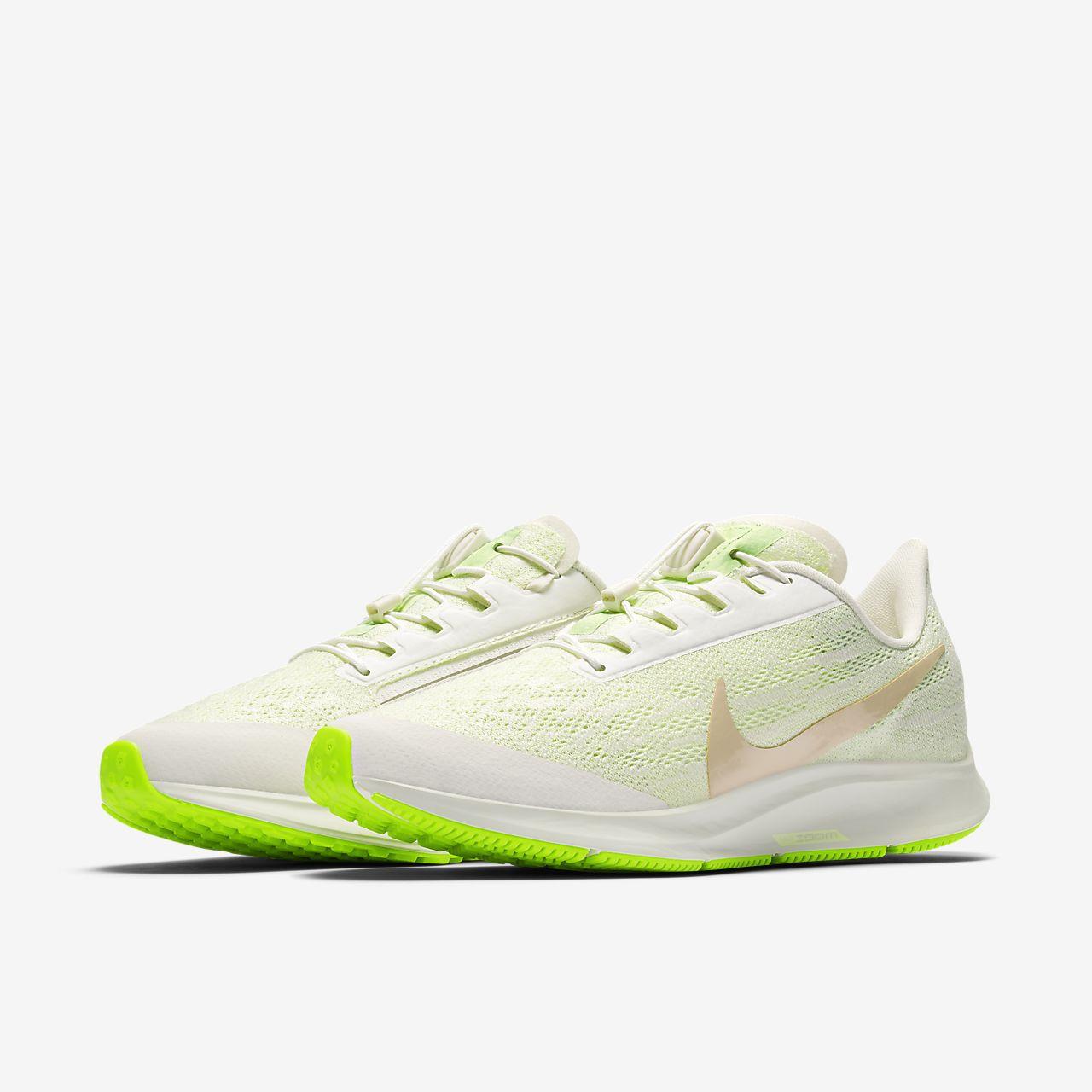 Chaussure de running Nike Air Zoom Pegasus 36 FlyEase pour Femme (large)