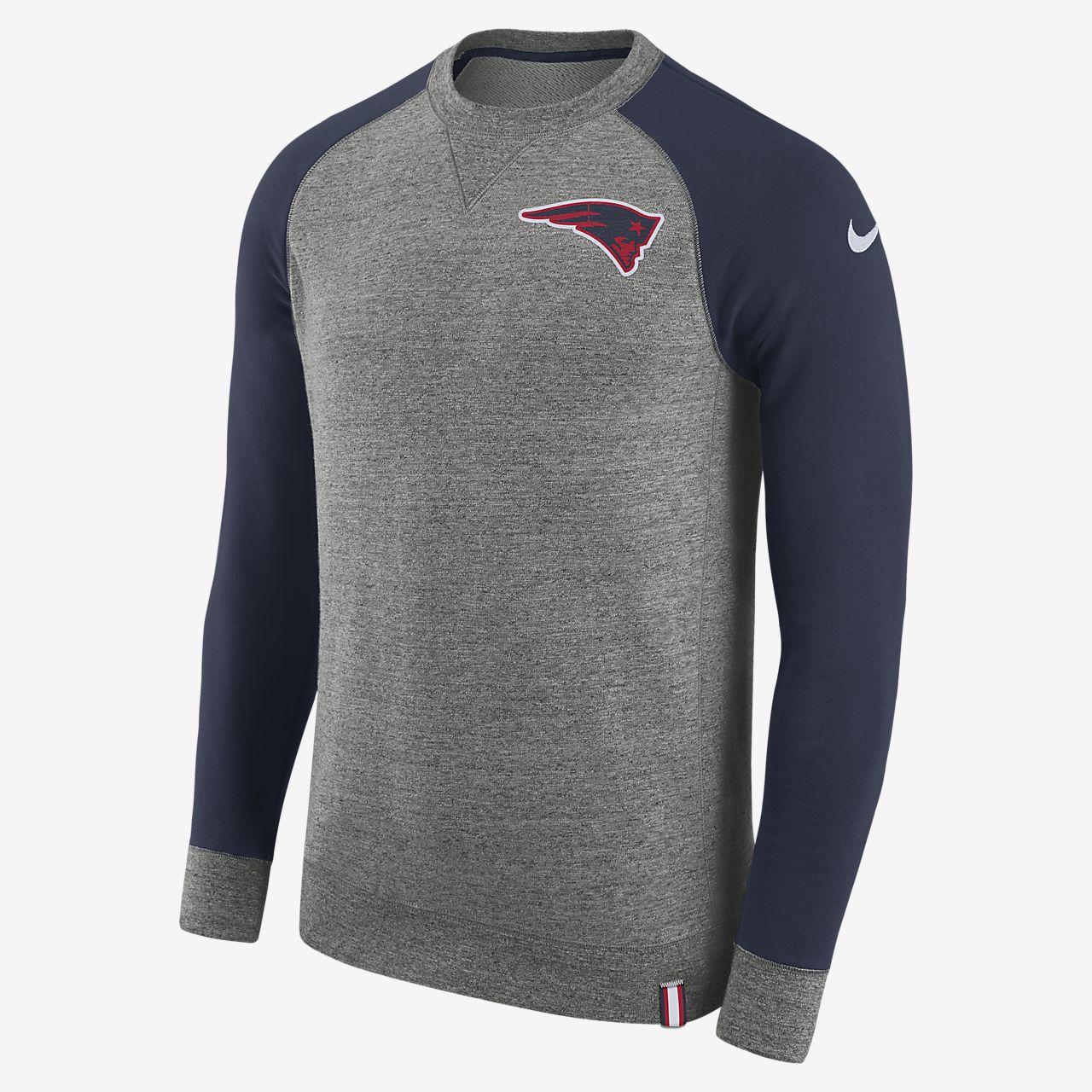 Sudadera para hombre Nike AW77 (NFL Patriots)