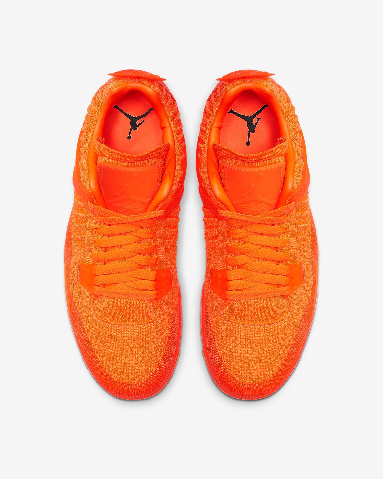 pas mal 0a8e8 d05d1 Chaussure Air Jordan 4 Retro Flyknit pour Homme