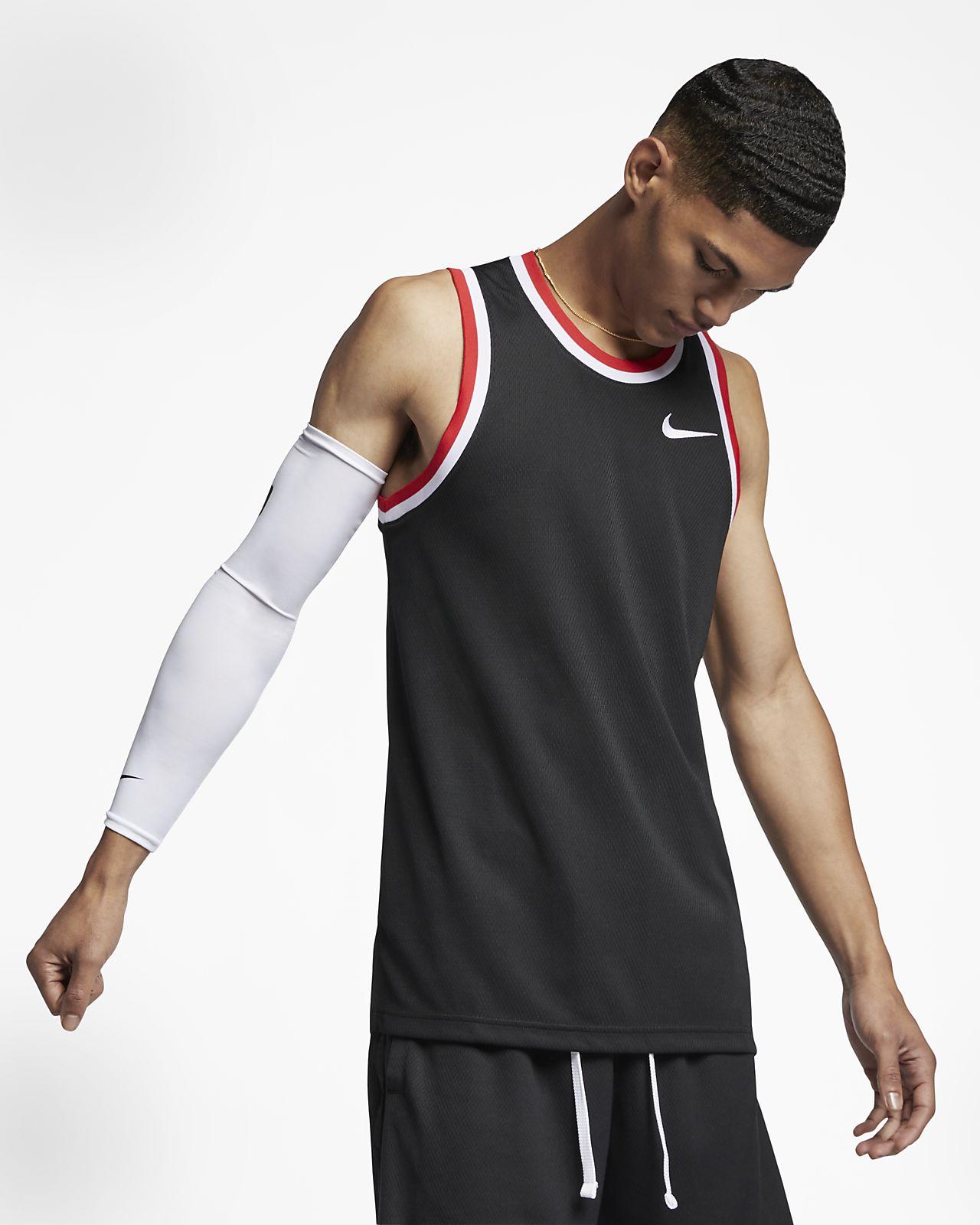 Klassisk Nike Dri-FIT-basketballtrøje til mænd