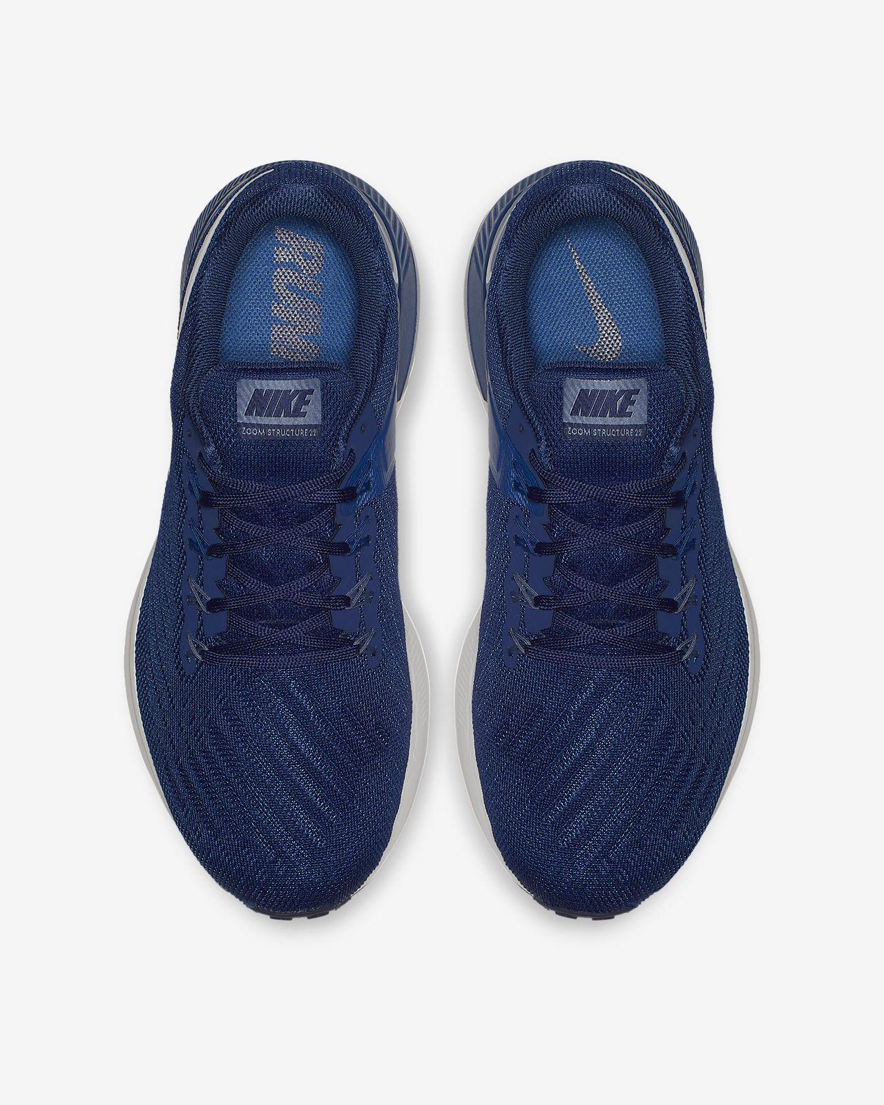 Zoom Structure Herren LaufschuhExtraweit Air Nike 22 76gIYvbyf