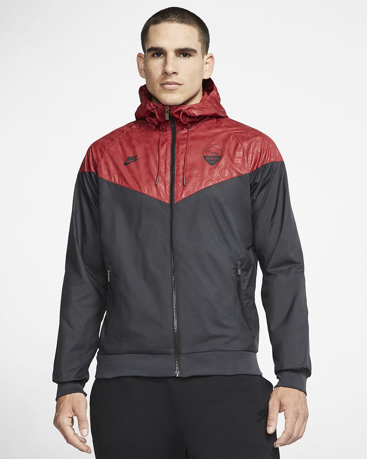 A.S. Roma Windrunner Chaqueta - Hombre