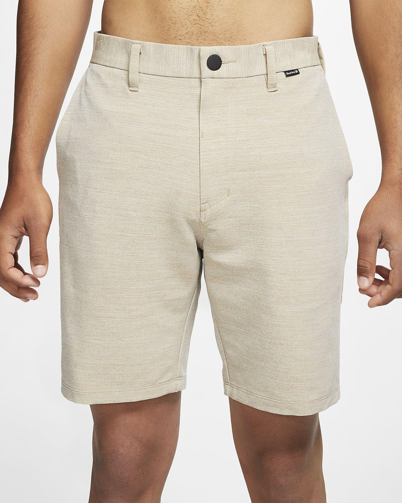 Hurley Dri-FIT Cutback shorts til herre (48 cm)