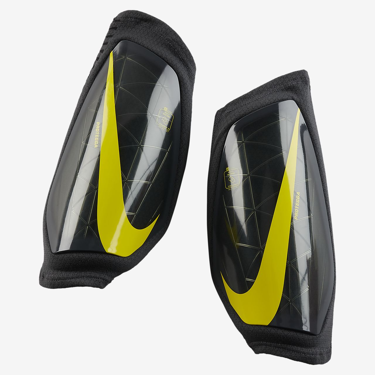 Parastinchi da calcio Nike Protegga Bambini