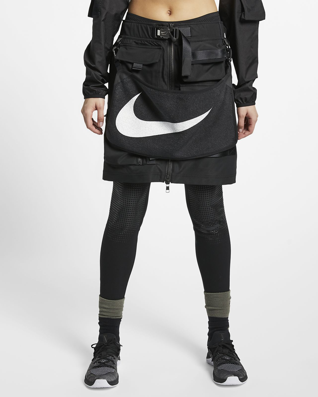 Nike x MMW Women's 2-in-1 Skirt
