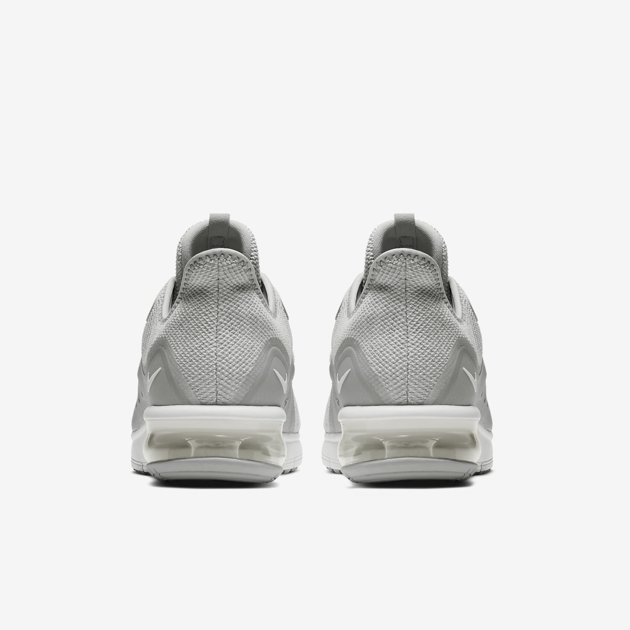 NIKE Air max sequent femme 2 platine blanc gris loup 11