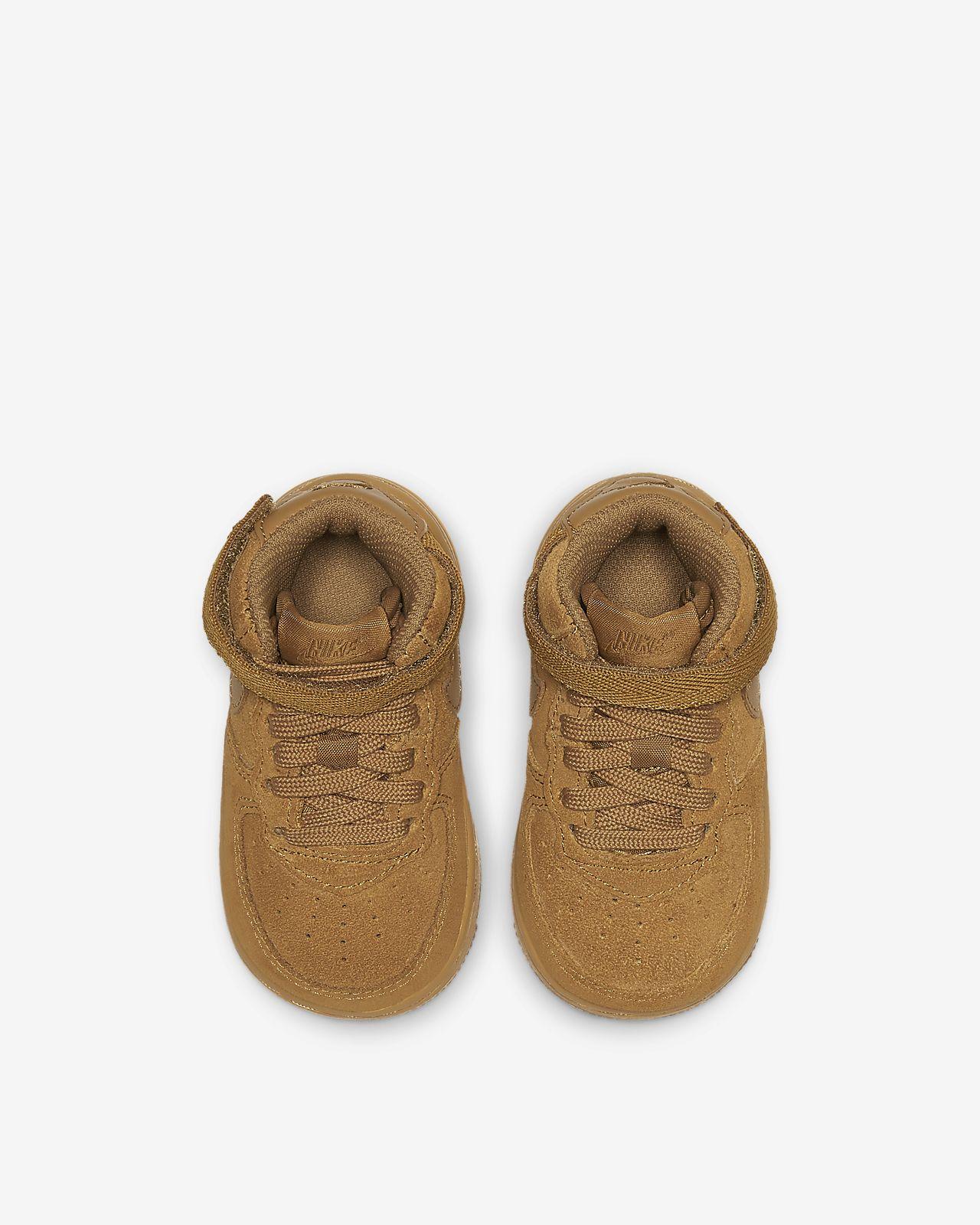 Nike Force 1 Mid LV8 3 BabyToddler Shoe