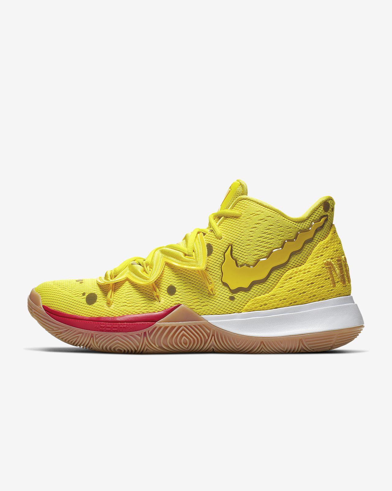 """Buty do koszykówki Kyrie 5 """"SpongeBob Kanciastoporty"""""""