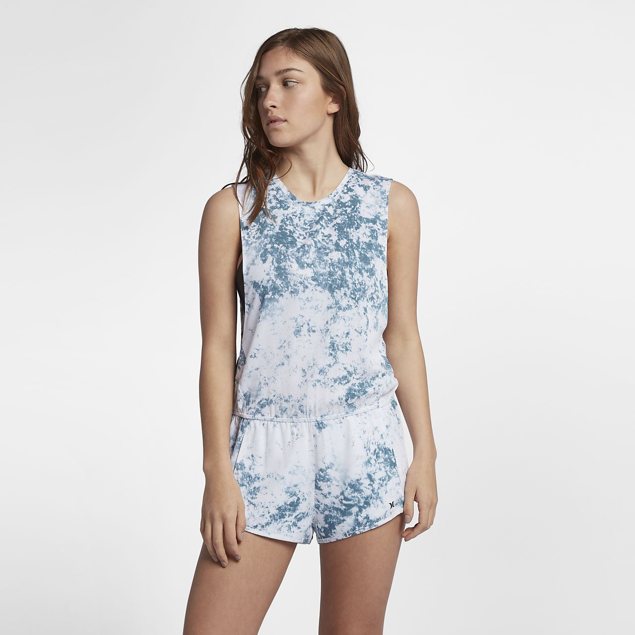 Nike Hurley Wash Women's Romper Cheap Price Original Finishline Online Discount Codes Clearance Store 4X3KPP