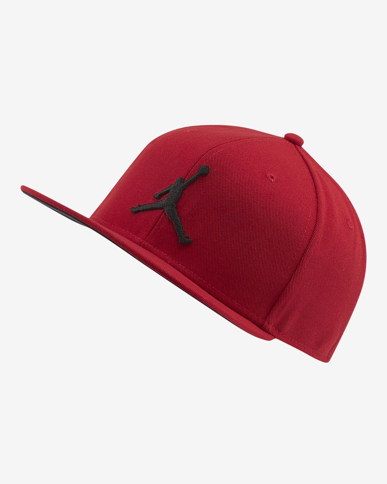 9b540b566 Jordan Pro Jumpman Snapback Hat. Nike.com BE