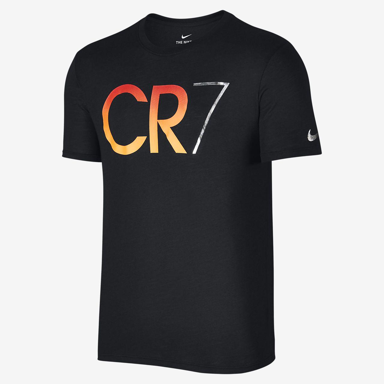 nike cr7 mens football tshirt nikecom in