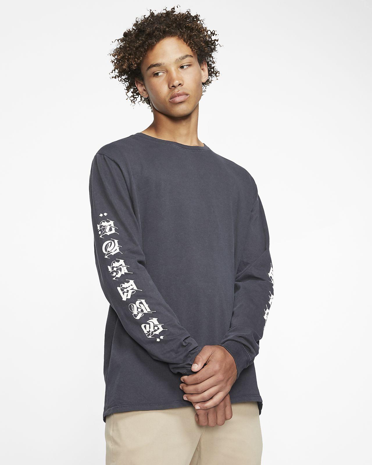 Hurley Cryptik Men's Long-Sleeve T-Shirt