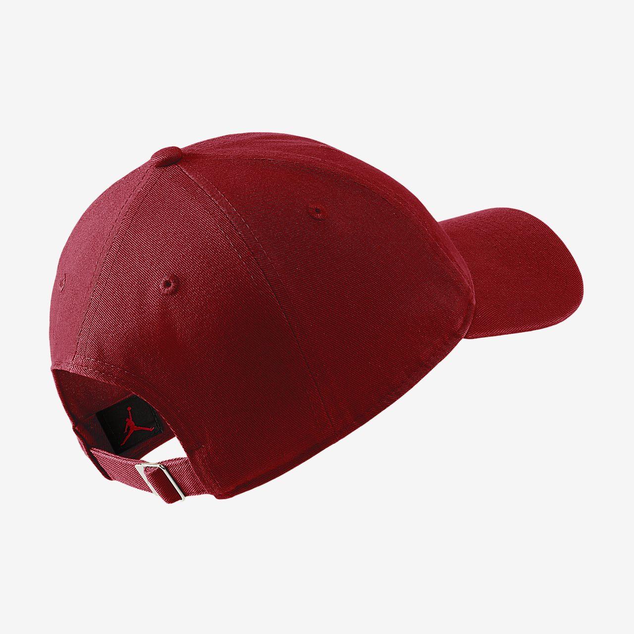 c9472be994d ... closeout jordan jumpman heritage 86 adjustable hat 00e49 0e0fb