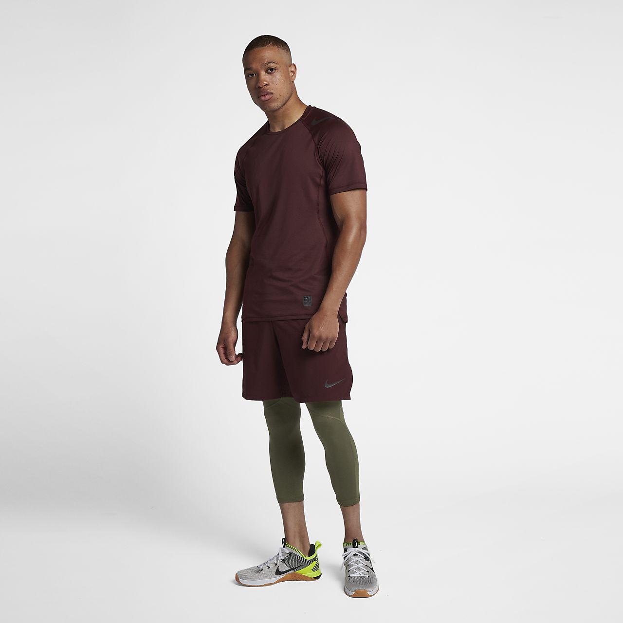 e0f3d446f692b1 Nike Pro HyperCool Men's 3/4 Training Tights. Nike.com ZA