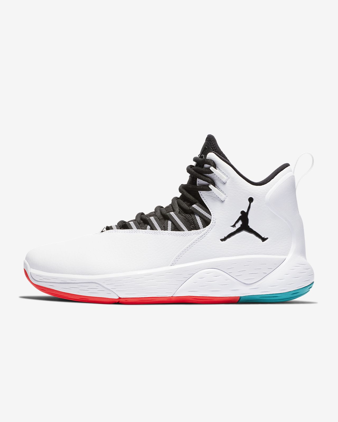 b0f5cd8c0dc5 ... real jordan super.fly mvp mens basketball shoe dcd71 ff02b