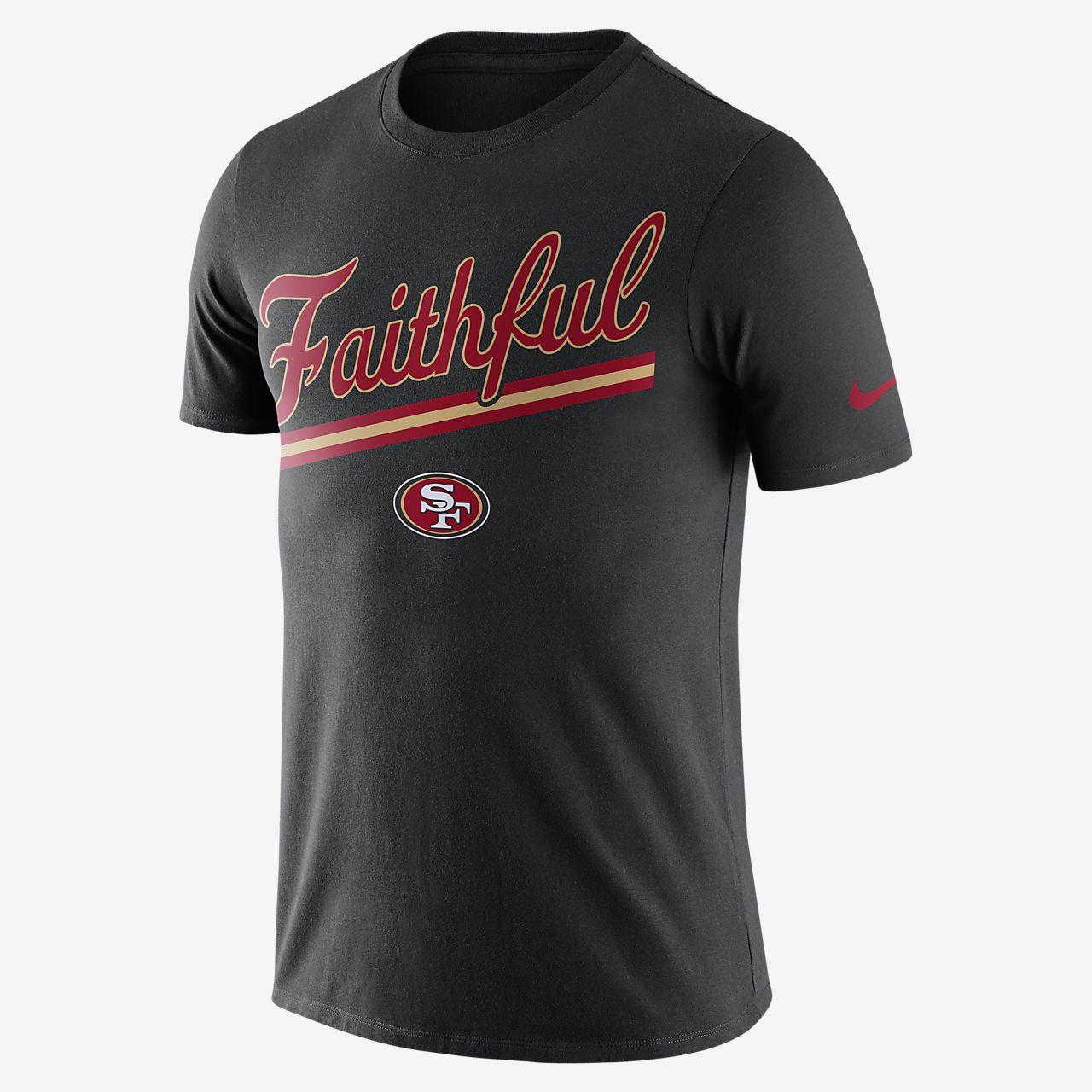 Nike Dri-FIT (NFL 49ers) Big Kids' T-Shirt