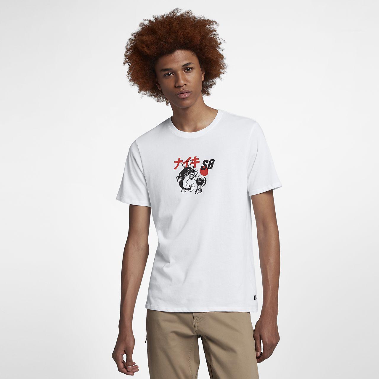 t-shirt uomo nike sb