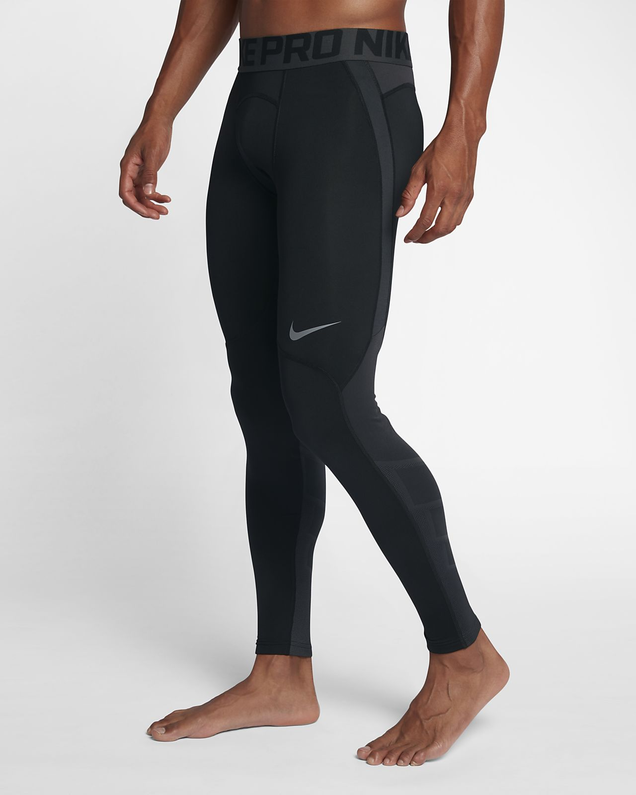 Nye Nike Pro HyperWarm Men's Tights. Nike.com ID HT-35