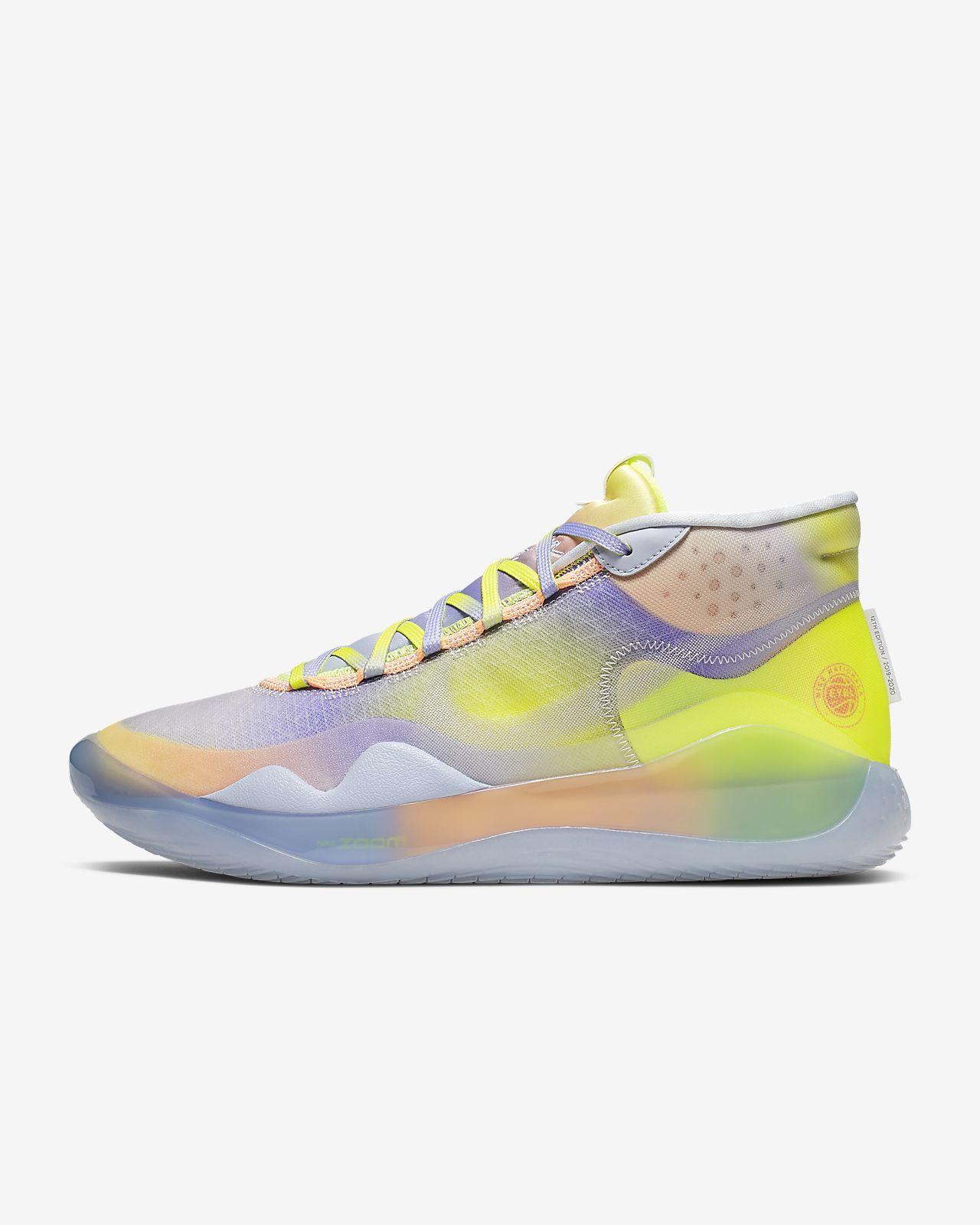 Scarpa da basket Nike Zoom KD12 - Uomo