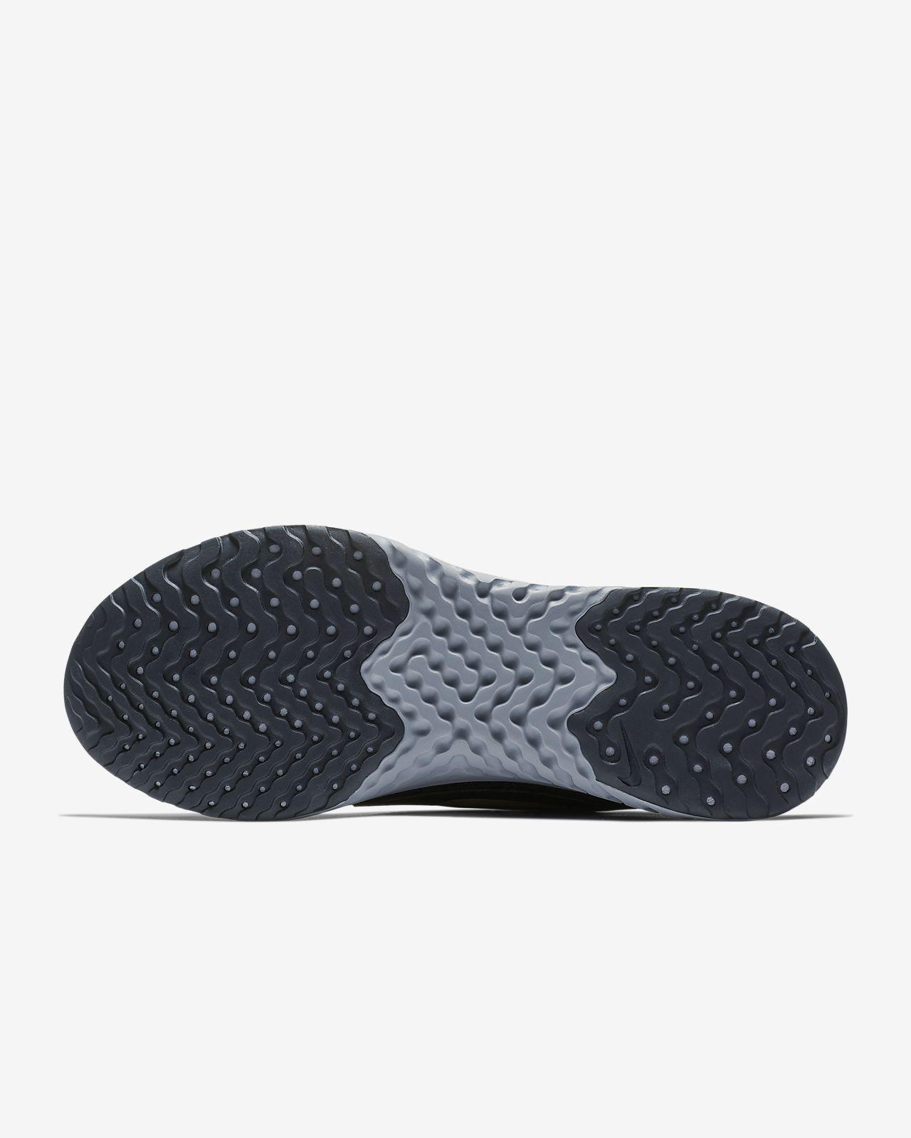 scarpa donna nike legend react nero