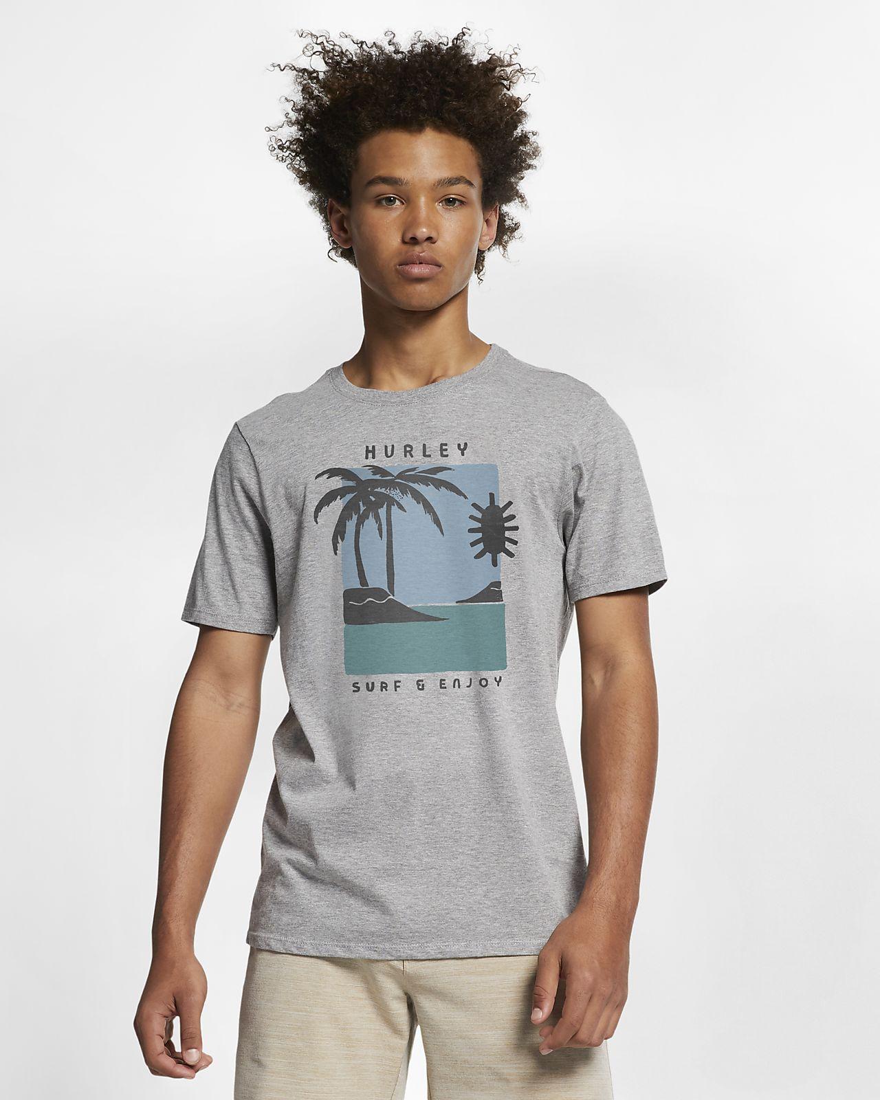 Hurley Premium Good Times Men's T-Shirt
